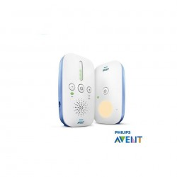 Dect baby monitor audio SCD501