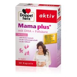 Doppelherz aktiv MAMA PLUS – Vitamini i Minerali za trudnice i dojilje