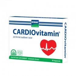 CardioVitamin a 10 caps