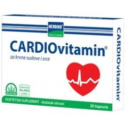 CardioVitamin 20 caps