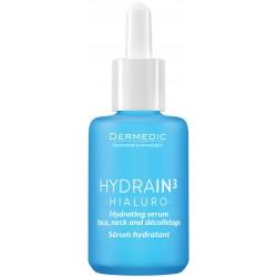 HYDRAIN3 Hidrantni serum za lice, vrat i dekotle 30 ml