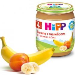 Hipp Banana s marelicom