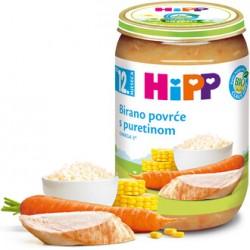 Hipp Birano povrce s puretinom