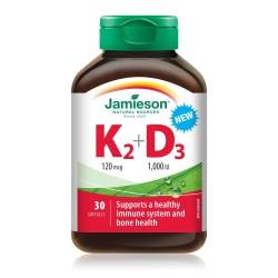 Jamieson K2 + D3