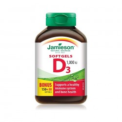 Jamieson Vitamin D 1000iu