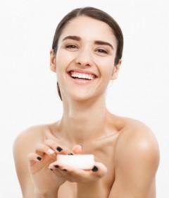 Čišćenje lica i tjela