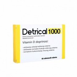 DETRICAL 1000IU