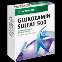 Glukozamin sulfat