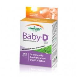 JAMIESON BABY-D 400IU