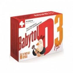 Babytol D3 30 twist-off kapsula