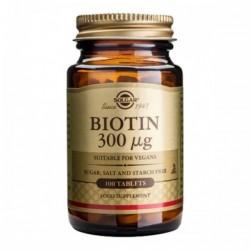 Solgar Biotin 300UG a100