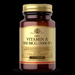 Solgar A vitamin 5000IU