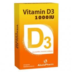 Vitamin D3 1000IU 30cps